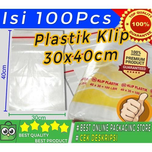 Foto Produk PLASTIK KLIP 30X40 CM TERMURAH dari Jaya Plastik