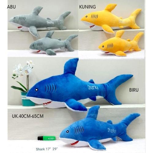 Foto Produk boneka ikan hiu shark lembut banget impor animal disney dari unyu-unyu boneka