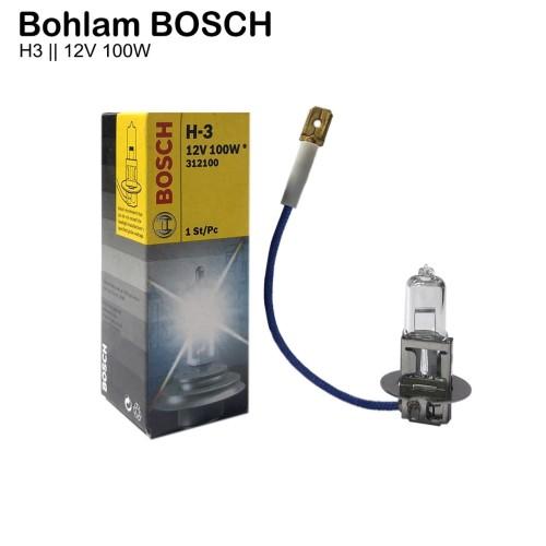 Foto Produk BOHLAM - LAMPU MOBIL - BOSCH H3 12V 100W dari Sukses Indo Variasi