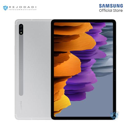 Foto Produk SAMSUNG Galaxy TAB S7 6/128GB - Garansi Resmi SEIN - Mystic Silver dari Rejodadi Surabaya