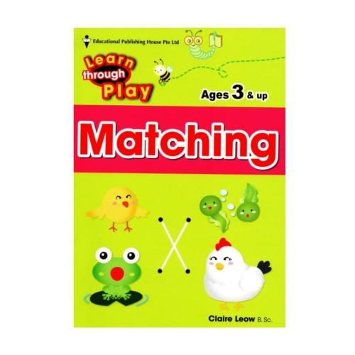 Foto Produk Learn Through Play : Matching (LTP) dari Little Bookworm