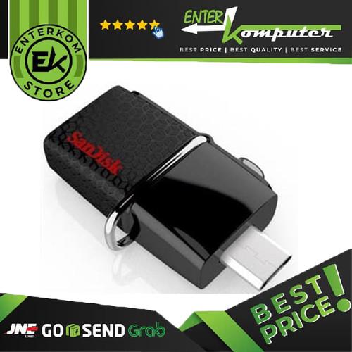 Foto Produk Sandisk Ultra Dual Drive OTG 256GB USB 3.0 - SDDD2-256G / FDD 256GB dari Enter Komputer Official