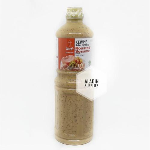 Foto Produk Kewpie Salad Dressing Roasted Sesame-Wijen Sangrai 1 Liter - Standard dari ALADIN SUPPLIER