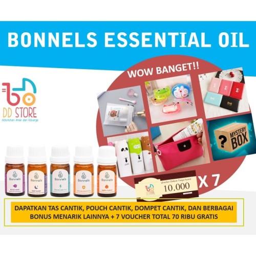 Foto Produk [ORIGINAL] Bonnels Essential Oil Original MURAH (Bebas Pilih Varian) dari DD Official Store