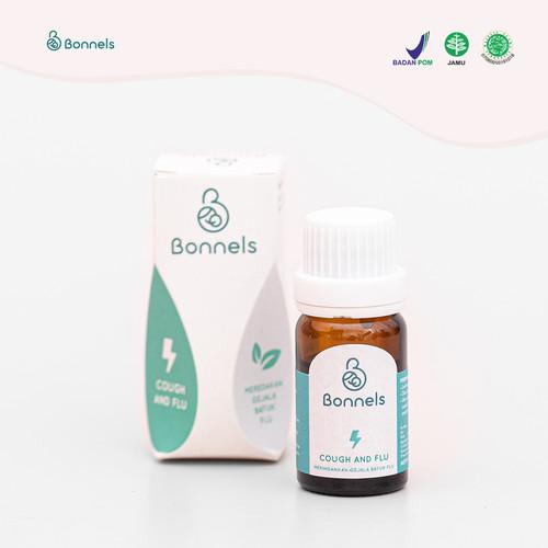 Foto Produk Paket DISKON GROSIR 2 Botol Organiks Bonnels Essential Oil - Cough n Flu dari DD Official Store