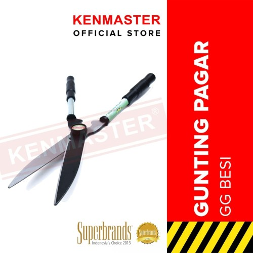 Foto Produk Kenmaster Gunting Pagar Gagang Besi dari Kenmaster Official