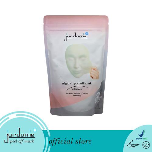 Foto Produk Jordanie Allantoin Peel Off Mask Powder 350 gr dari Jordanie