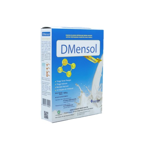 Foto Produk DMensol Susu Diabetes dari Fahrenheit Official