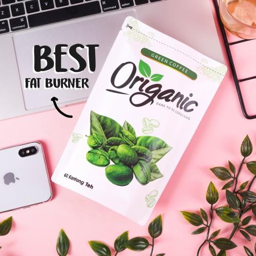 Foto Produk [1 Pack] Origanic Green Coffee dari Origanic