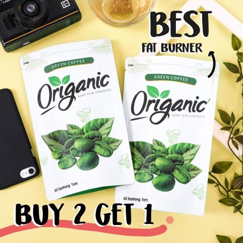 Foto Produk [BUY 2 GET 1 PACK] Origanic Green Coffee dari Origanic