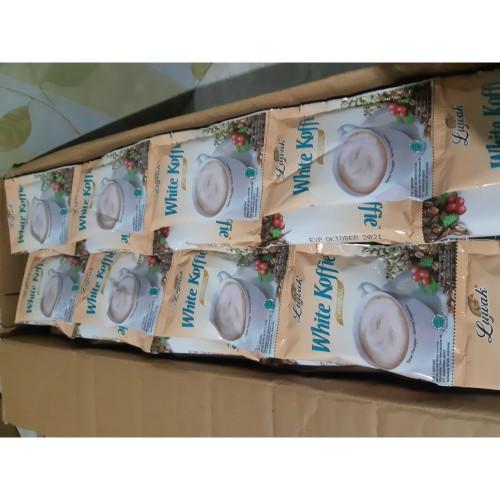 Foto Produk Kopi Luwak White Koffie 1 karton/20 renteng dari pentagon digital shop