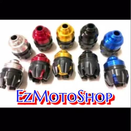 Foto Produk JALU AS RODA DEPAN MODEL BLACK DIAMON MIO-FINO-MIO J-SOUL GT UNIVERSAL dari Ez Moto Shop