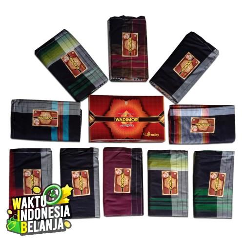 Foto Produk Wadimor Sarung TenunMotif Padang Termurah dari Wadimor