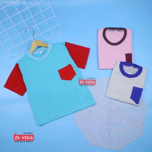 Foto Produk Kaos John Ethes 1-2 tahun / Baju Anak Laki-Laki Boy Atasan Oblong dari ZR-Vedia