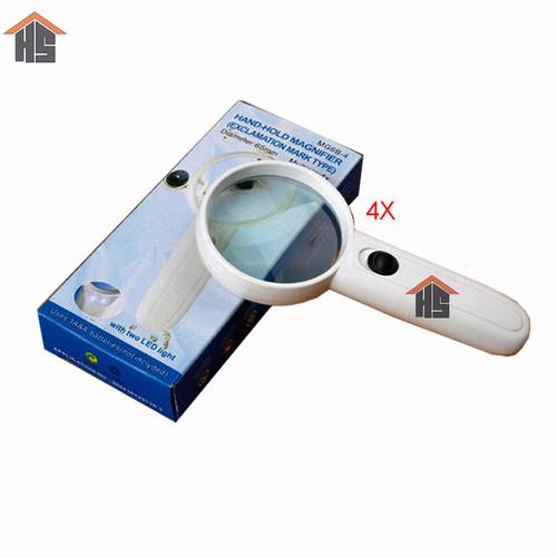 Foto Produk KACA PEMBESAR 2 LED (MG6B-3A) dari HOUSE SPAREPART