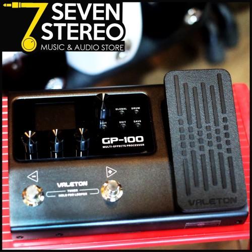 Foto Produk Valeton GP-100 GP100 Multi Effect Processor dari SEVEN STEREO