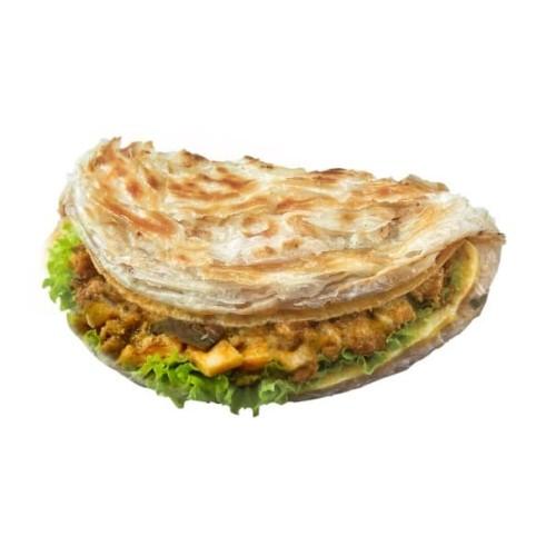 Foto Produk Curry Chicken Sandwich dari Liang Sandwich Bar BALI