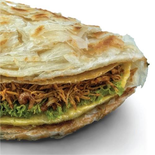 Foto Produk Nyonya Spicy Chicken Sandwich dari Liang Sandwich Bar BALI