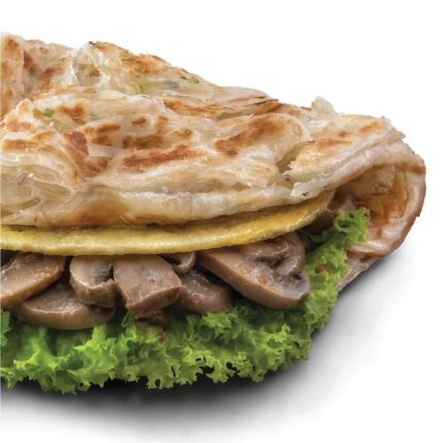 Foto Produk Mushroom & Egg Sandwich - Liang Sauce dari Liang Sandwich Bar BALI