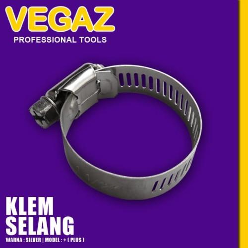 Foto Produk VEGAZ - Klem Selang Stainless Steel dari Vegaz-Tools