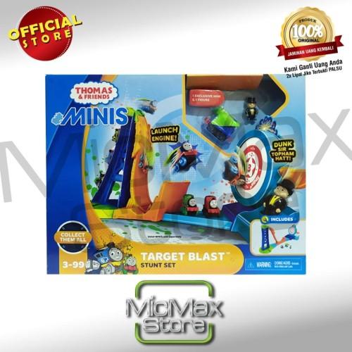 Foto Produk Thomas & Friends Minis Target Blast Stunt Set dari Micmax Store