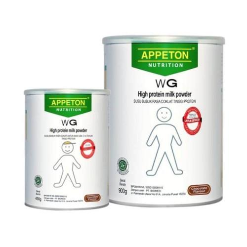 Foto Produk Appeton Weigh Gain Adult Coklat 450 g Susu Penambah Berat Badan Dewasa dari Toko Oneway