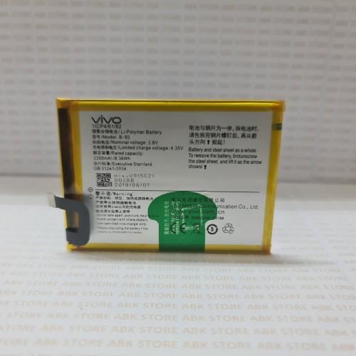 Foto Produk Batre Baterai Batere Battery Vivo Y35 B-92 - B92 Original 100% dari ABK STORE