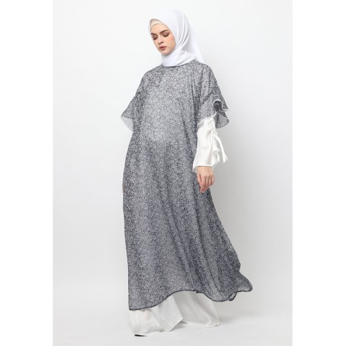 Foto Produk KNW Midnight Navy Lania Dress - Dress Muslim Wanita dari KNW