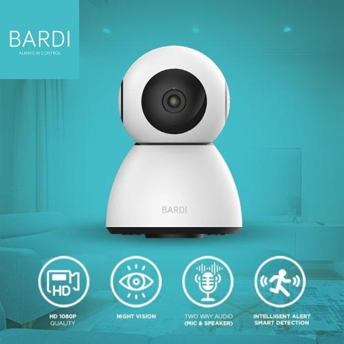 Foto Produk BARDI Smart Indoor PTZ IP Camera CCTV Wifi IoT Home Automation dari Bardi Official Store