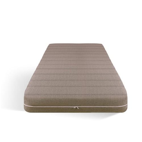 Foto Produk Quantum Zoma Roll Mattress 90 x 200 - Tebal 15 cm, Abu-abu dari Quantum Springbed