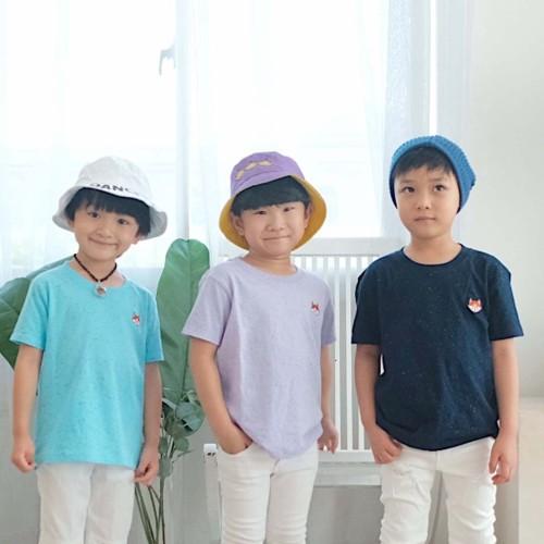 Foto Produk Kaos Polos Anak Usia 1-9th/ Galaxy Basic Tee by Little Jergio - S 1YO, Ungu dari Little Jergio