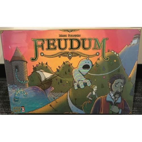 Foto Produk Feudum Big Box ( Original ) - TBG - Board Game ( Kickstarter Edition ) dari Toko Board Game