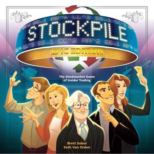 Foto Produk Stockpile Epic Edition - KickStarter Edition !! - Board Game dari Toko Board Game