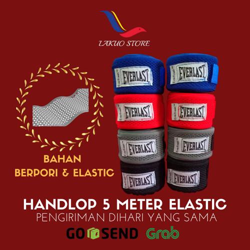Foto Produk HAND WRAPS 5 METER / BENDIT MUAY THAI / HANDWRAP ELASTIC dari LAKUO STORE 1