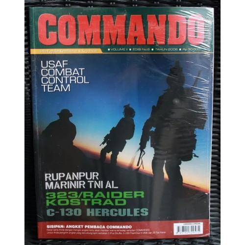 Foto Produk Majalah Commando No. 6 Tahun 2006 dari Airspace Review
