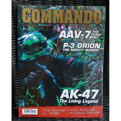 Foto Produk Majalah Commando No. 2 Tahun 2008 dari Airspace Review