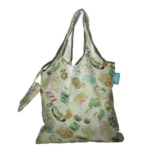 Foto Produk Shopping Bag / Tas Lipat / Ecobag Jajan Pasar Kamalika Artprints dari Kamalika Artprints