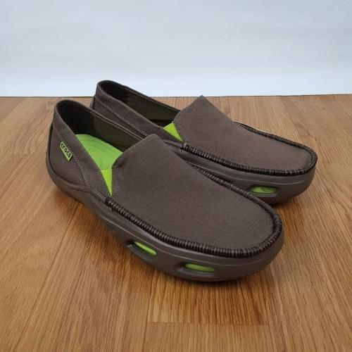 Foto Produk Sepatu/Sandal Crocs tideline sport cvs men 4 warna Sz 40-45 dari vidacros