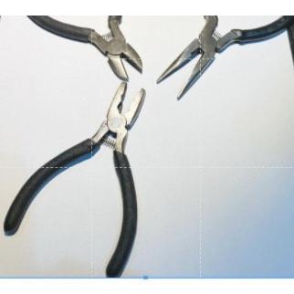 Foto Produk MINI PLIER TANG KRISBOW 4 INC/CUCI GUDANG-SOSOYO - CUTTER dari sosoyo
