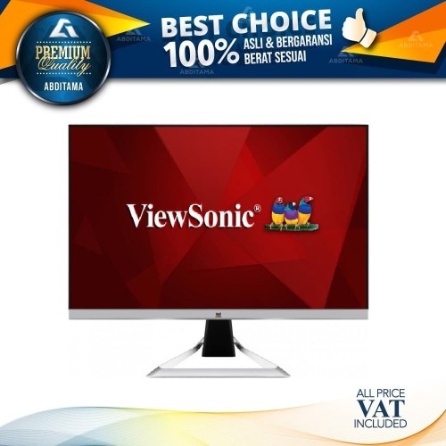 "Foto Produk Monitor LED Viewsonic VX2481 VX2481MH 24"" IPS 75Hz 1ms Speaker HDMI x2 dari Abditama Official"