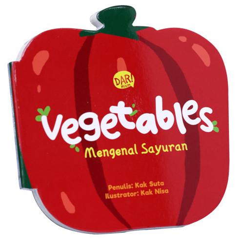 Foto Produk BBW : VEGETABLES - MENGENAL SAYURAN (BOARDBOOK) dari Mizanstore