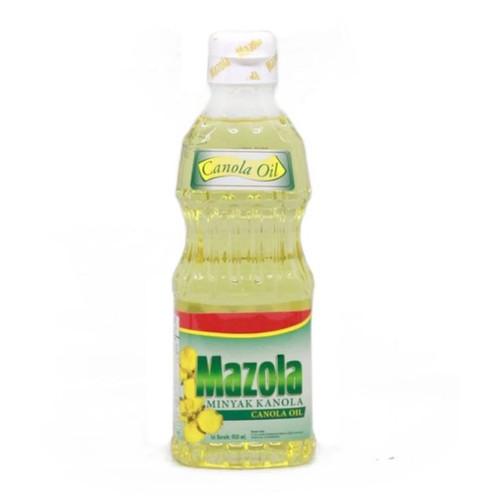 Foto Produk Mazola Canola Oil Lemak Tambahan Mpasi Minyak Kanola Premium Canola Oi - 450ml dari NatureFresh