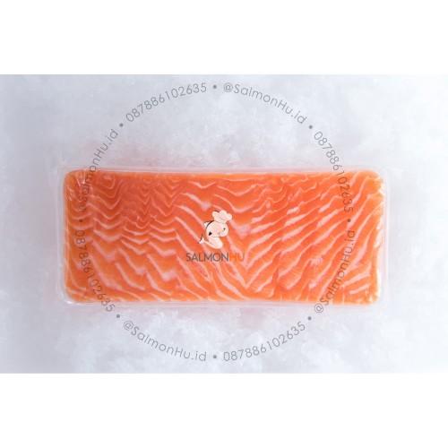 Foto Produk Salmon Slice Fillet BEKU Berkualitas dari Salmon Hu Jakarta