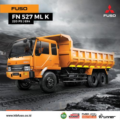 Foto Produk Fuso FN 527 ML K dari Fuso Sun Star Motor