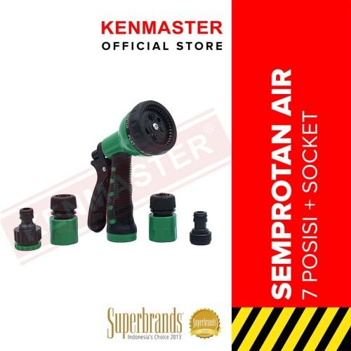 Foto Produk Kenmaster Semprotan Air 7 Posisi KM216 dari Kenmaster Official