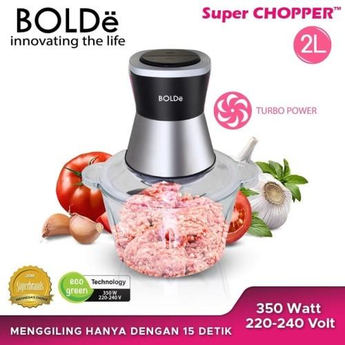 Foto Produk BOLDe Super Food Chopper - Ungu dari BOLDe Official Store