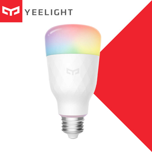Foto Produk Yeelight Smart Light Bulb V2 10W RGB E27 YLDP06YL dari Yeelight Official Store
