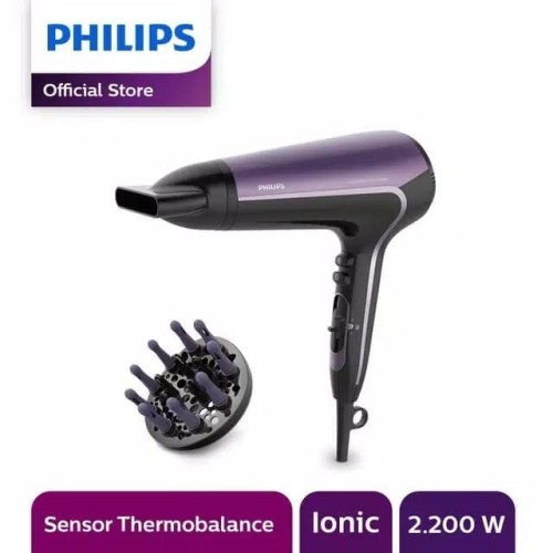 Foto Produk PHILIPS Hair Dryer BHD184/00 Pengering Rambut BHD184 BHD 184 dari amac store