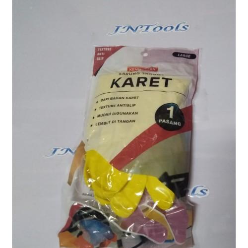 Foto Produk Sarung Tangan Karet - latex Kenmaster dari JNTools