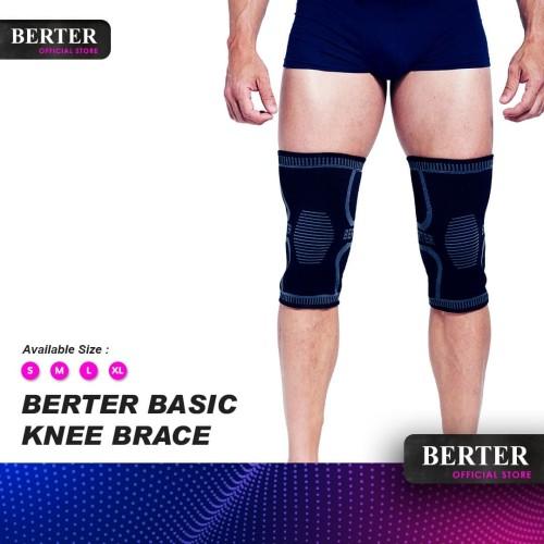Foto Produk Deker Pelindung Lutut Basic - L dari Berter Indonesia